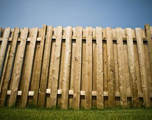 Wood Fencing in Columbus