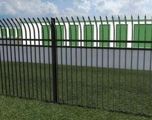 Columbus Metal Fence Contractor
